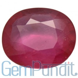 Ruby Gemstone ( Manak Stone )  Prices Guide